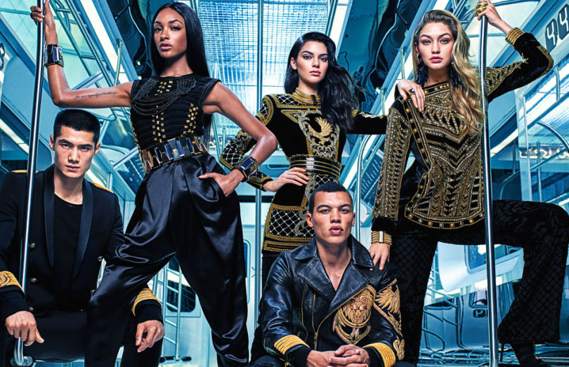 Balmain H&M: La collaboration la plus attendue de l'automne